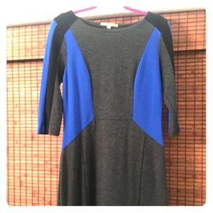 Gianni Bini ladies knit work dress, medium.